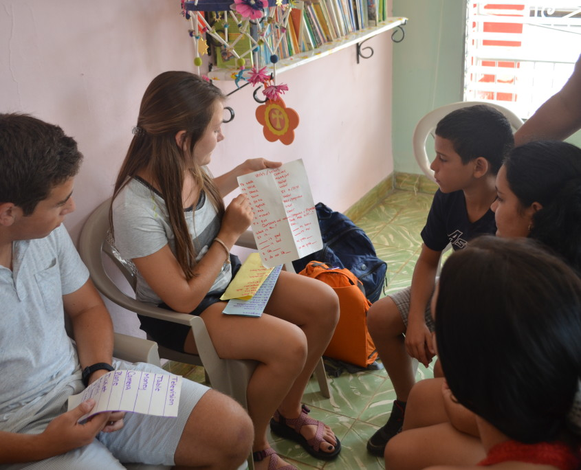 Teaching English In Cuba